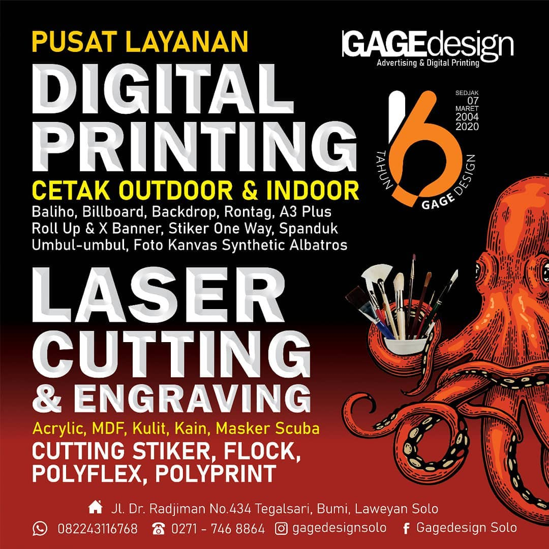 Digital Printing Solo