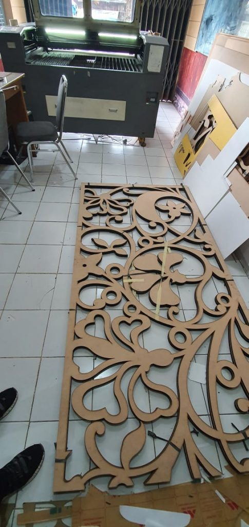 Laser Cutting Solo